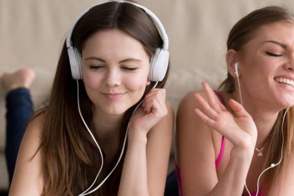 tips dengarkan musik